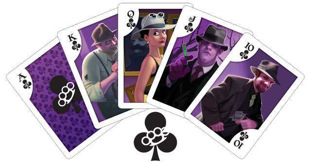 Mafia cards