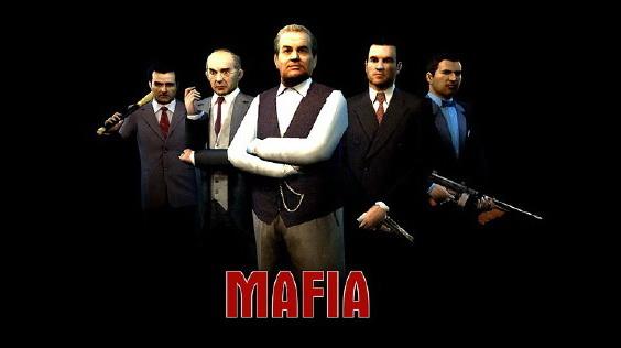 Mafia mäng